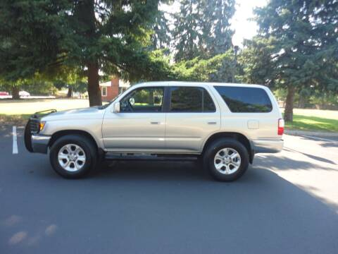 2002 Toyota 4Runner for sale at TONY'S AUTO WORLD in Portland OR