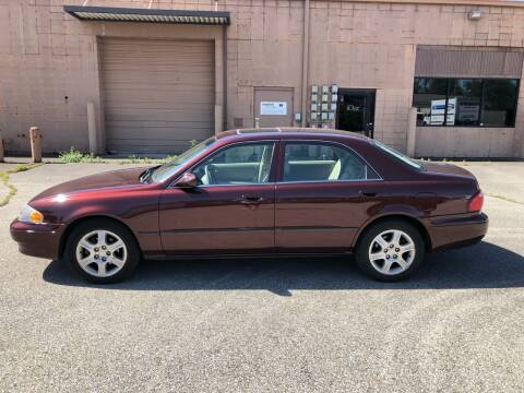 2001 Mazda 626 for sale at Certified Auto Exchange in Indianapolis IN