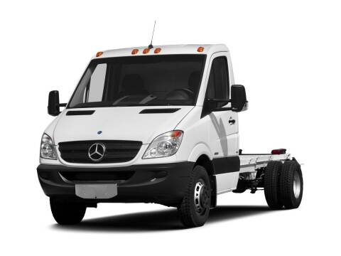 2013 Mercedes-Benz Sprinter Cab Chassis for sale at Mercedes-Benz of North Olmsted in North Olmstead OH