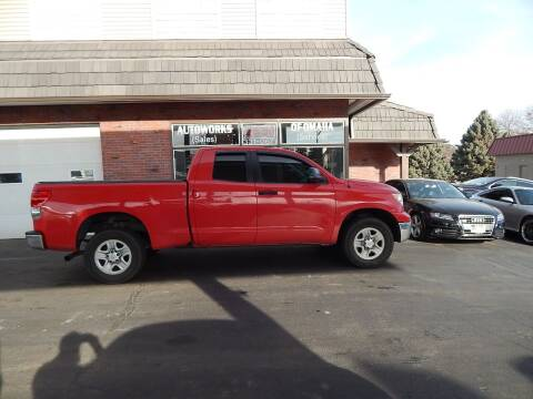 2007 Toyota Tundra for sale at AUTOWORKS OF OMAHA INC in Omaha NE