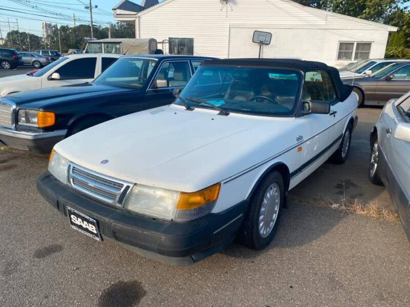 1990 Saab 900 for sale at Vertucci Automotive Inc in Wallingford CT