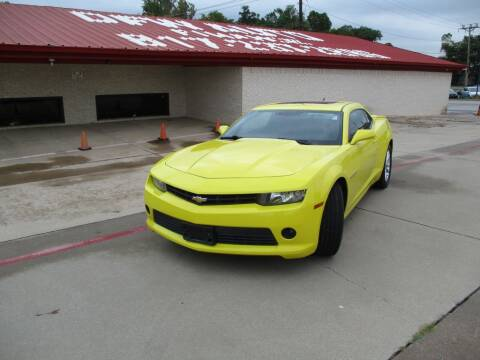 2014 Chevrolet Camaro for sale at DFW Auto Leader in Lake Worth TX