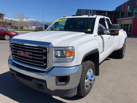 2015 GMC Sierra 3500HD for sale at Snyder Motors Inc in Bozeman MT