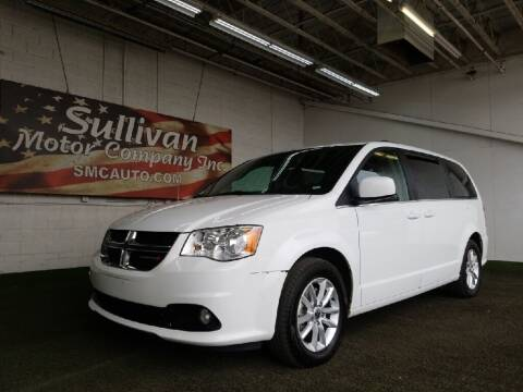 2019 Dodge Grand Caravan for sale at SULLIVAN MOTOR COMPANY INC. in Mesa AZ