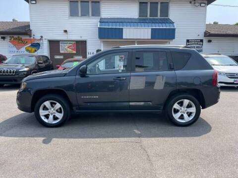 2015 Jeep Compass for sale at Twin City Motors in Grand Forks ND