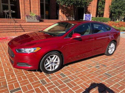 2016 Ford Fusion for sale at AUTOMOTIVE SPECIALISTS in Decatur AL