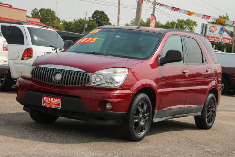2006 Buick Rendezvous for sale at SOLOMA AUTO SALES in Grand Island NE