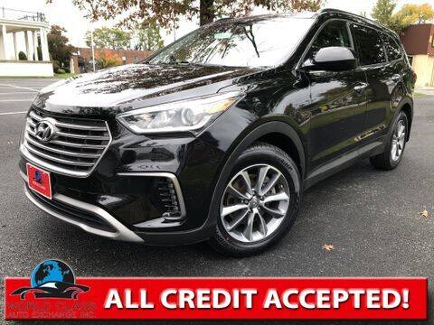 2017 Hyundai Santa Fe for sale at World Class Auto Exchange in Lansdowne PA