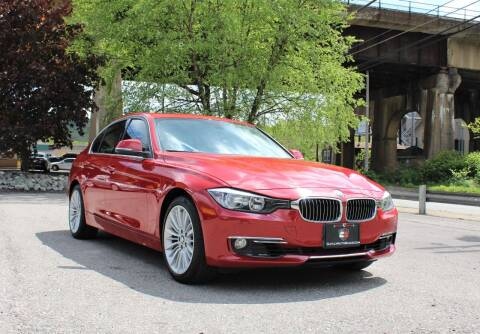 2012 BMW 3 Series for sale at Cutuly Auto Sales in Pittsburgh PA
