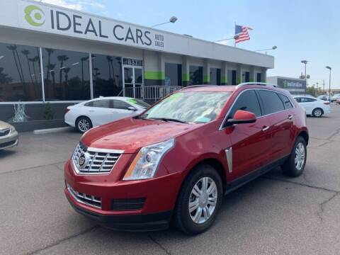 2016 Cadillac SRX for sale at Ideal Cars in Mesa AZ