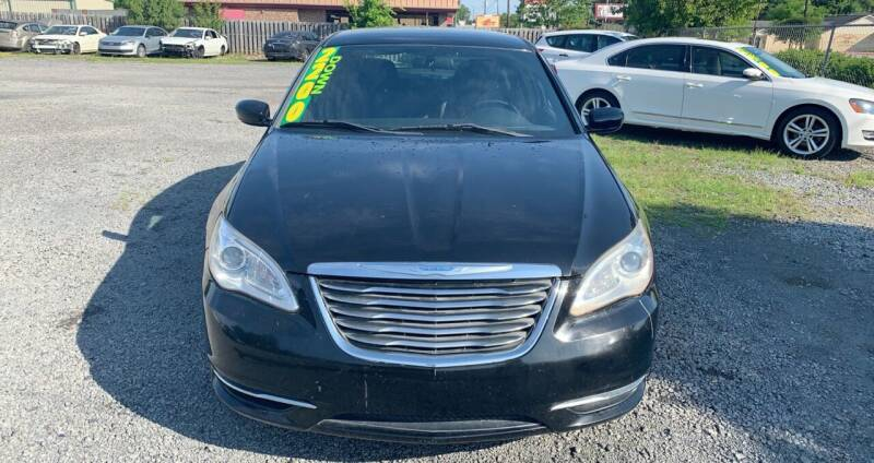 2012 Chrysler 200 for sale at Auto Mart in North Charleston SC