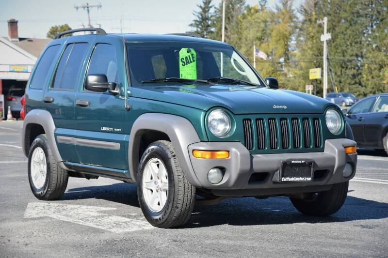 2003 Jeep Liberty for sale at Car Wash Cars Inc in Glenmont NY