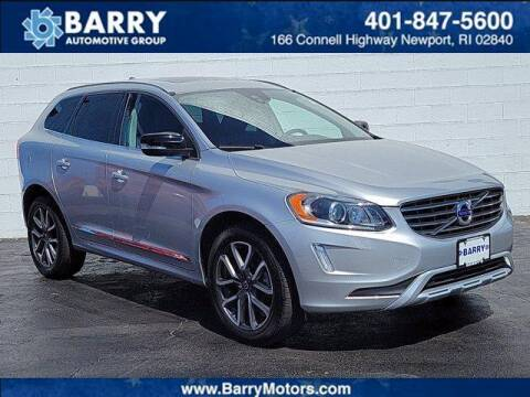 2017 Volvo XC60 for sale at BARRYS Auto Group Inc in Newport RI