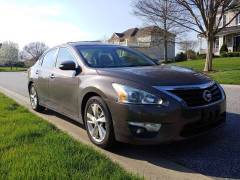 2013 Nissan Altima for sale at Motor Pool Operations in Hainesport NJ