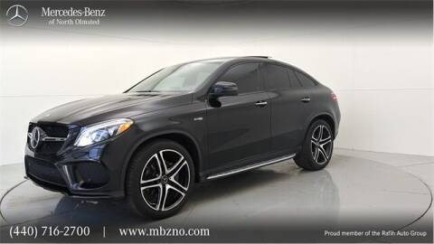 2019 Mercedes-Benz GLE for sale at Mercedes-Benz of North Olmsted in North Olmsted OH