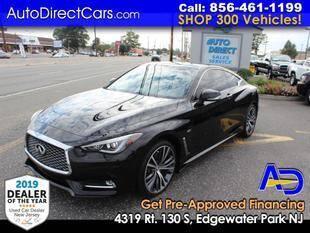 2017 Infiniti Q60 for sale at Auto Direct Trucks.com in Edgewater Park NJ