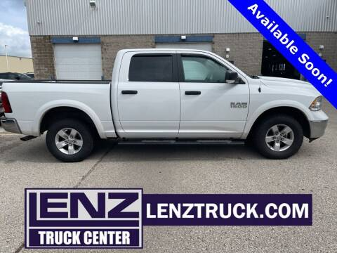 2016 RAM Ram Pickup 1500 for sale at LENZ TRUCK CENTER in Fond Du Lac WI