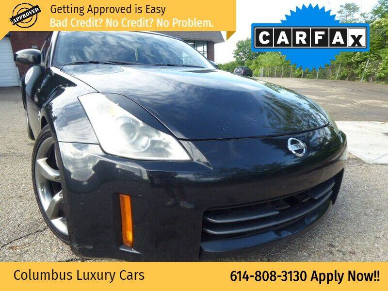 2008 Nissan 350Z for sale at Columbus Luxury Cars in Columbus OH