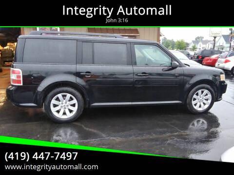 2009 Ford Flex for sale at Integrity Automall in Tiffin OH