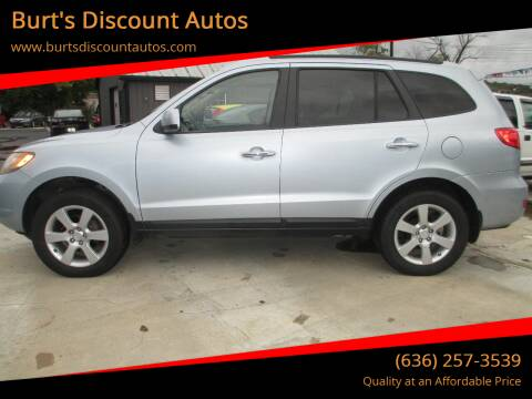 2008 Hyundai Santa Fe for sale at Burt's Discount Autos in Pacific MO