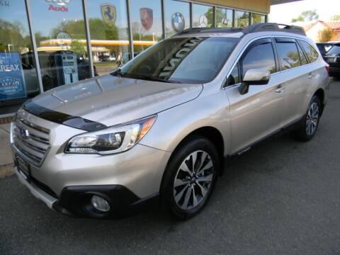 2017 Subaru Outback for sale at Platinum Motorcars in Warrenton VA