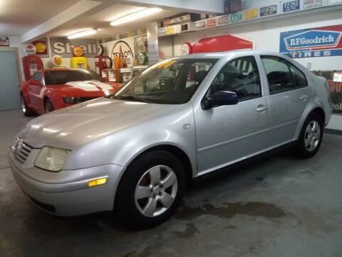 2003 Volkswagen Jetta for sale at Beechwood Motors in Somerville OH