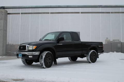 2001 Toyota Tacoma for sale at Born Again Auto's in Sioux Falls SD