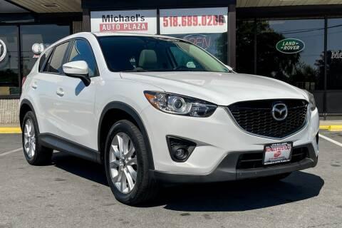 2015 Mazda CX-5 for sale at Michaels Auto Plaza in East Greenbush NY