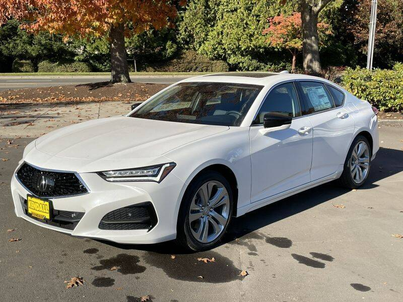 2021 Acura TLX for sale in Eugene, OR
