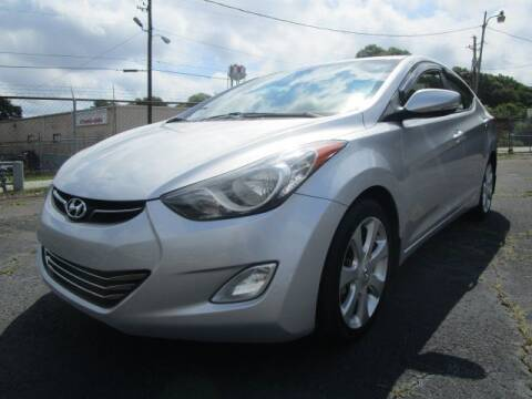2013 Hyundai Elantra for sale at Lewis Page Auto Brokers in Gainesville GA