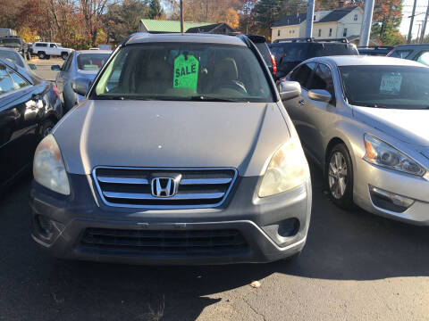 2006 Honda CR-V for sale at Whiting Motors in Plainville CT