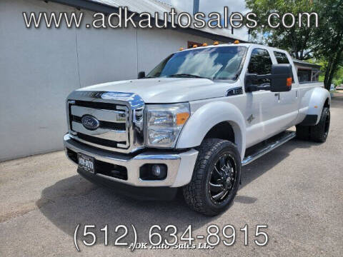 2015 Ford F-350 Super Duty for sale at ADK AUTO SALES LLC in Austin TX
