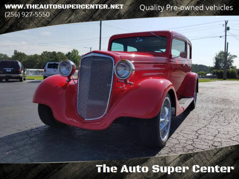 1935 Chevrolet Sedan for sale at The Auto Super Center in Centre AL