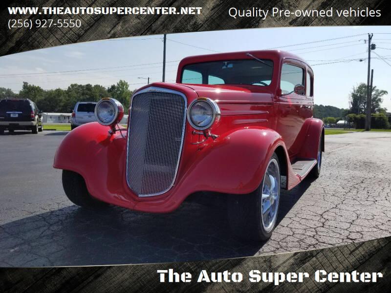 1935 Chevrolet Sedan for sale at The Auto Super Center in Centre AL