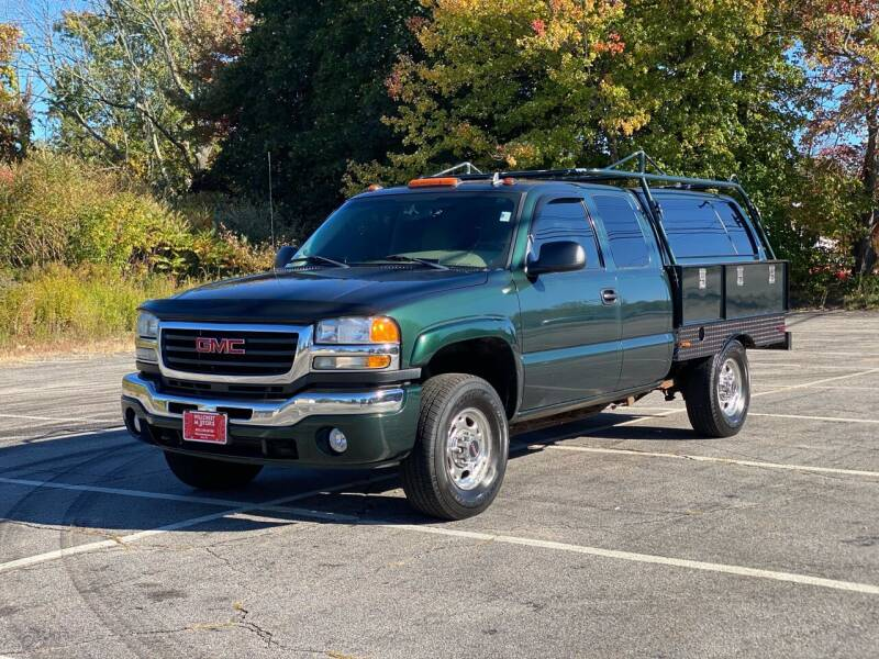 2006 GMC Sierra 2500HD SLE1 4dr Extended Cab 4WD SB - Derry NH
