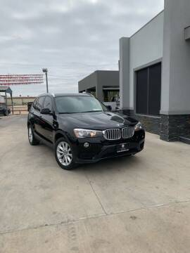 2016 BMW X3 for sale at A & V MOTORS in Hidalgo TX