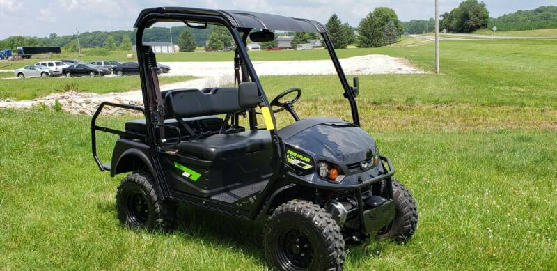 2018 Textron Prowler EVIS for sale at Adams Enterprises in Knightstown IN
