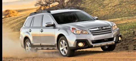 2014 Subaru Outback for sale at R C MOTORS in Vilas NC