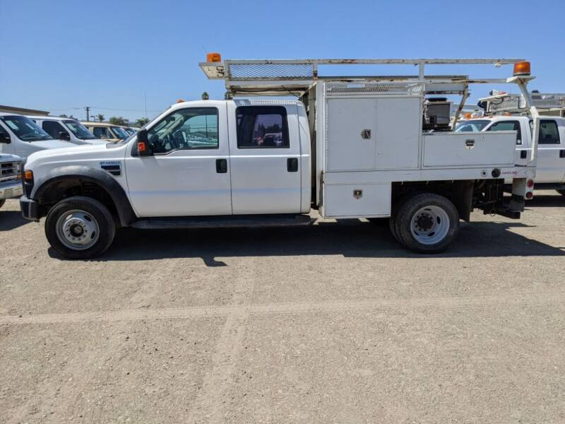 2008 Ford F-450 Super Duty for sale at Vehicle Center in Rosemead CA