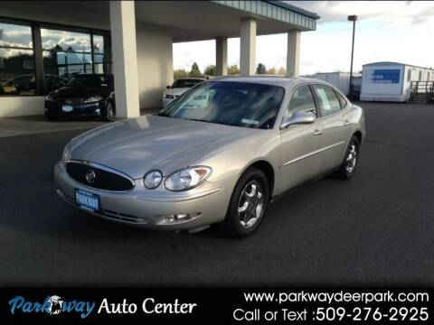 2007 Buick LaCrosse for sale at PARKWAY AUTO CENTER AND RV in Deer Park WA