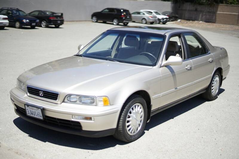 1994 Acura Legend for sale at Sports Plus Motor Group LLC in Sunnyvale CA