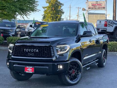 2019 Toyota Tundra for sale at Real Deal Cars in Everett WA