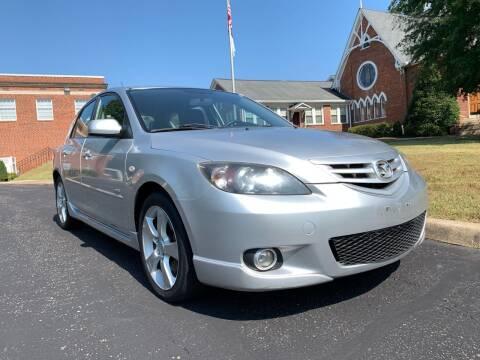 2004 Mazda MAZDA3 for sale at Automax of Eden in Eden NC