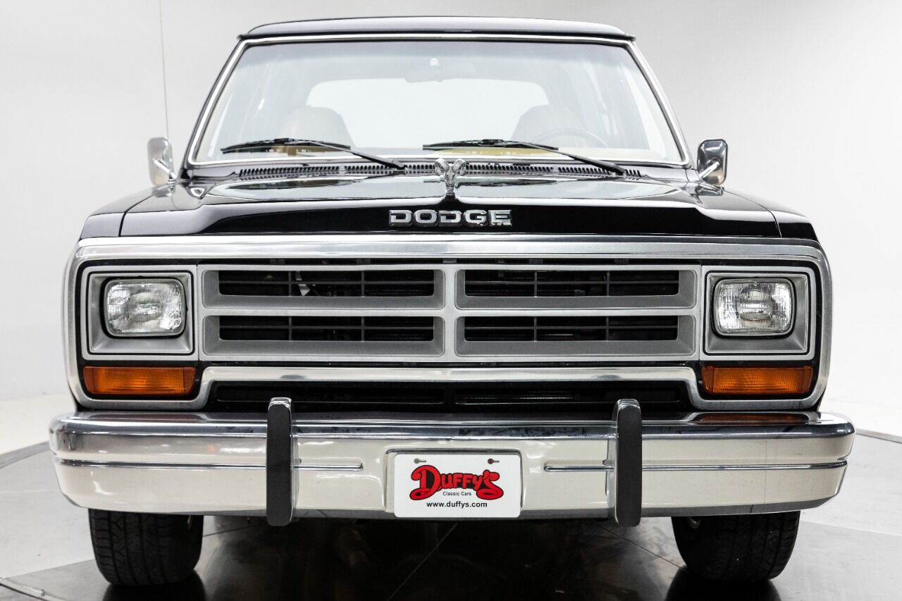 1989 Dodge Ramcharger 21