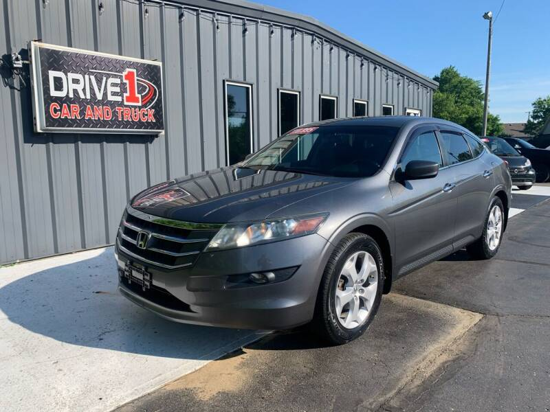 2010 Honda Accord Crosstour for sale at Drive 1 Car & Truck in Springfield OH
