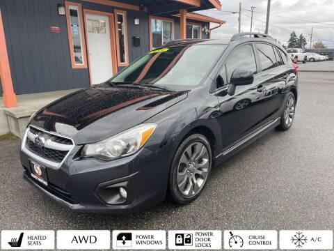 2012 Subaru Impreza for sale at Sabeti Motors in Tacoma WA