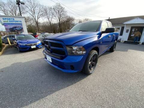 2019 RAM Ram Pickup 1500 Classic for sale at Sports & Imports in Pasadena MD