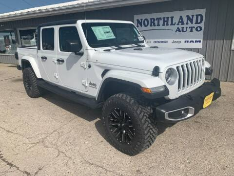2020 Jeep Gladiator for sale at Northland Auto in Humboldt IA