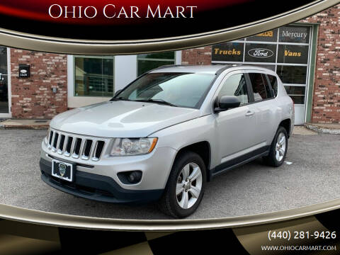 2013 Jeep Compass for sale at Ohio Car Mart in Elyria OH