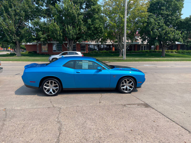 2016 Dodge Challenger for sale at Mulder Auto Tire and Lube in Orange City IA